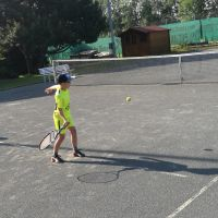 Sj. 2016-17 Tennis - Schnupperstunde (2)