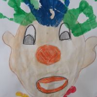 Clowns 1. Klasse (4)